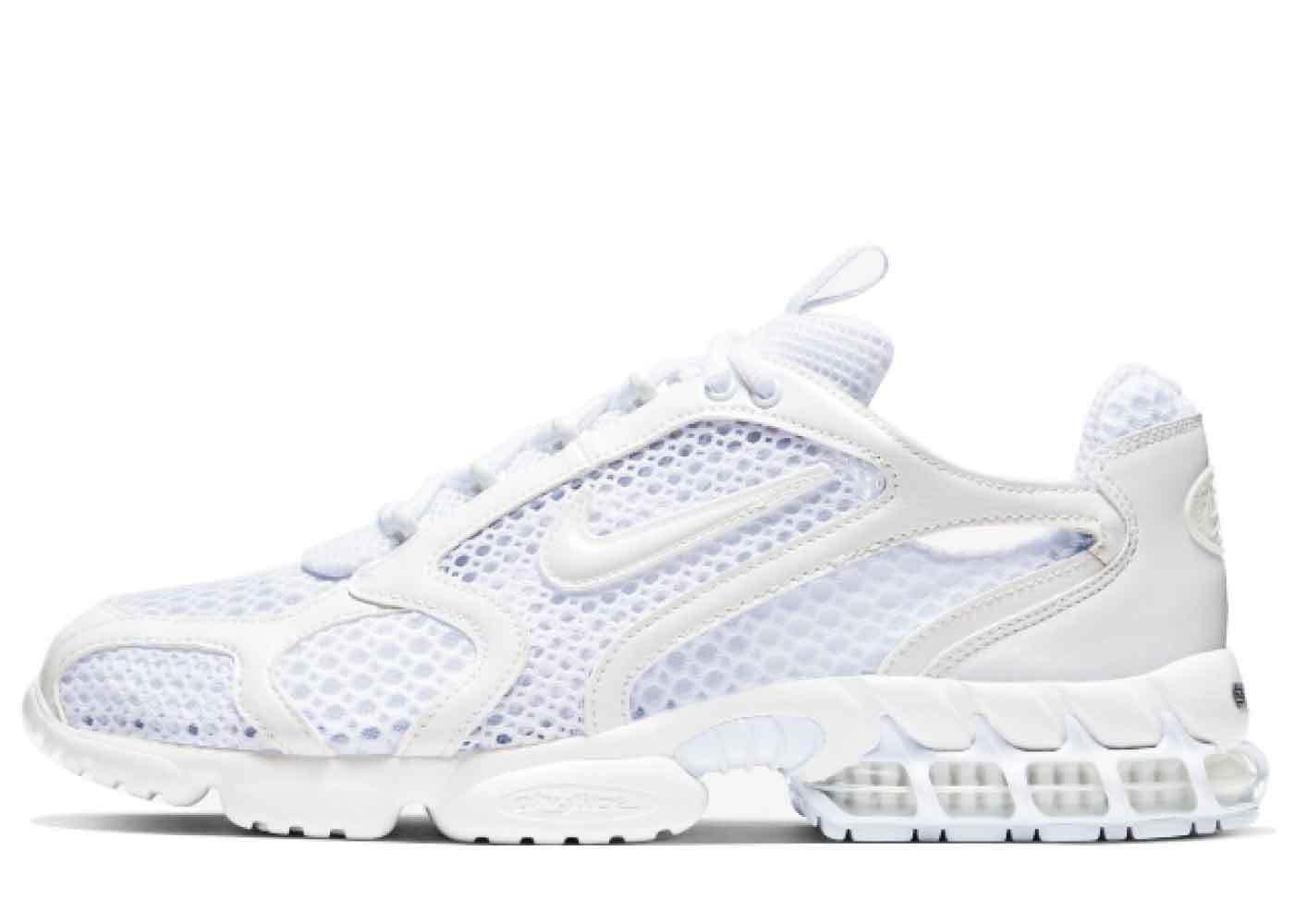 Nike Air Zoom Spiridon Cage 2 White Blackの写真