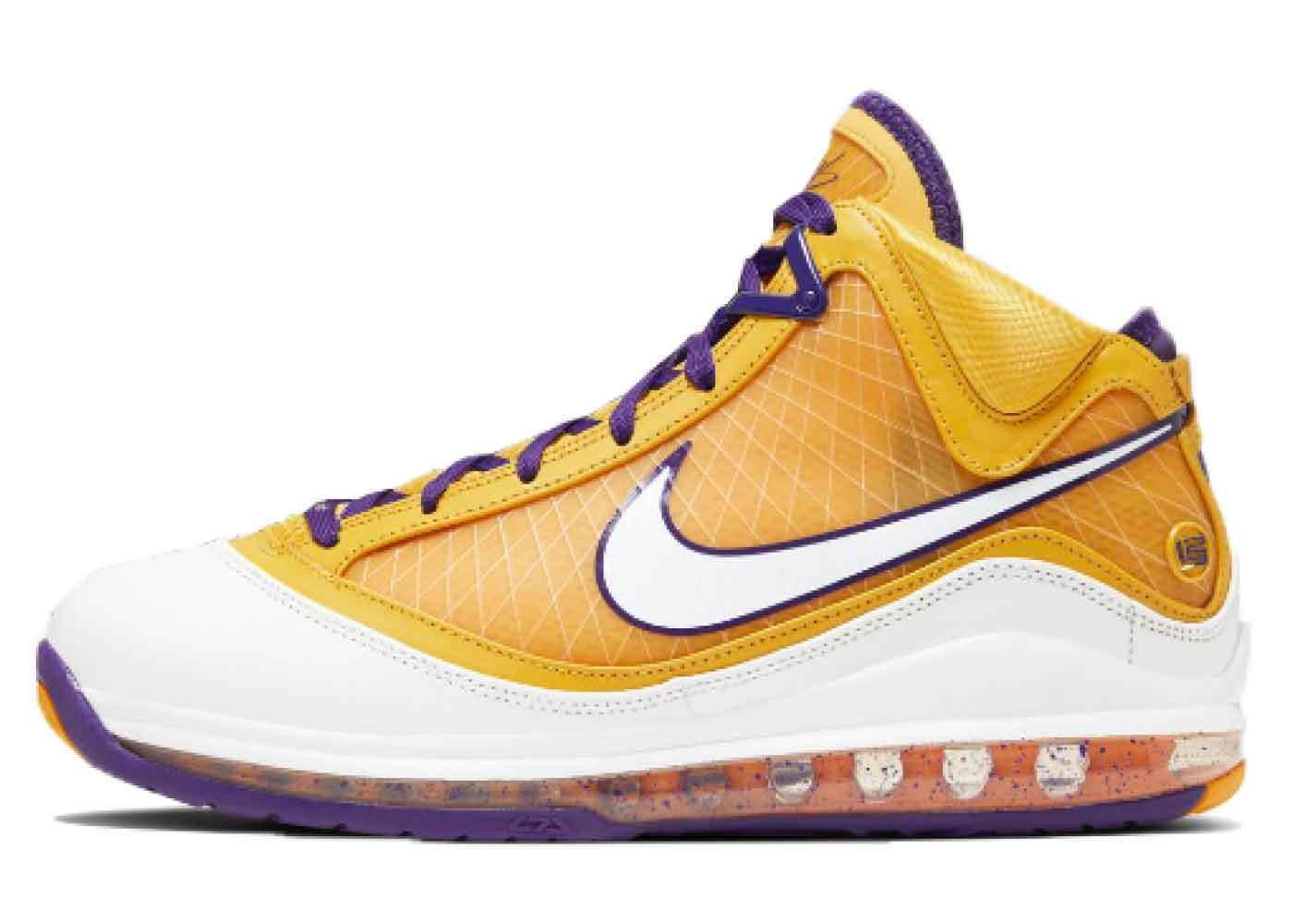 Nike LeBron 7 Lakers Media dayの写真