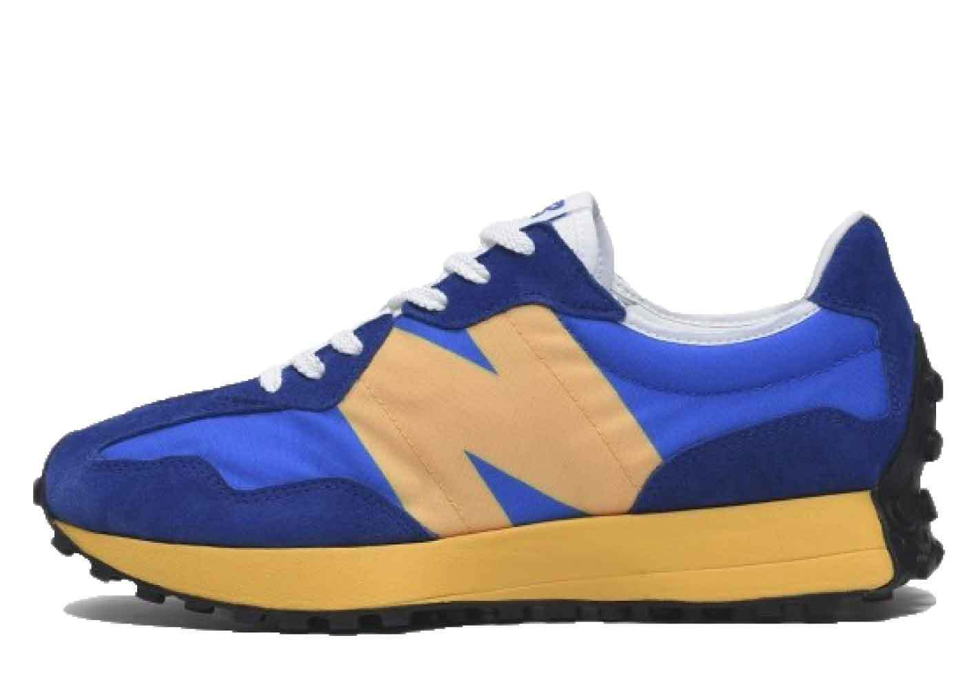 New Balance MS327 LAA Marine Blueの写真