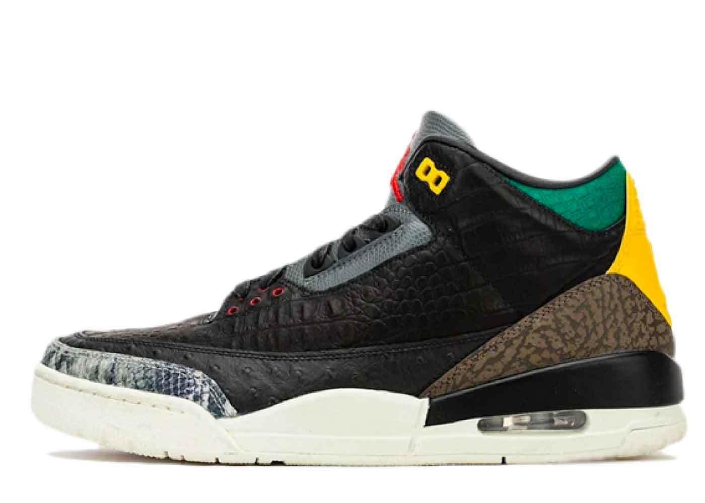 Nike Air Jordan 3 Retro SE QS Animal Instinct 2.0の写真