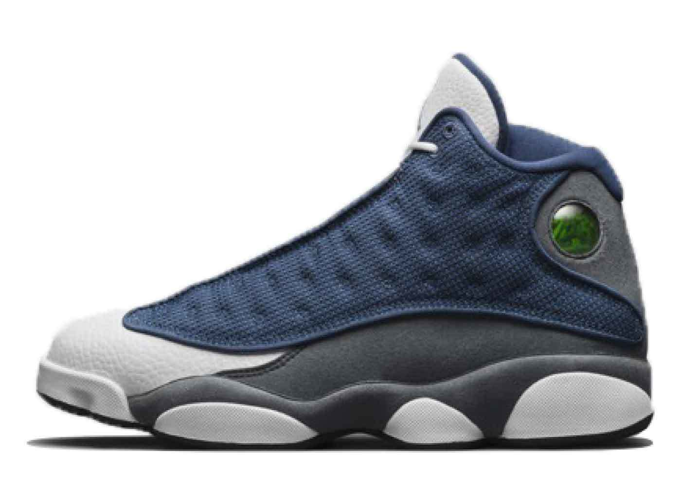 Nike Air Jordan 13 Retro Flint Greyの写真