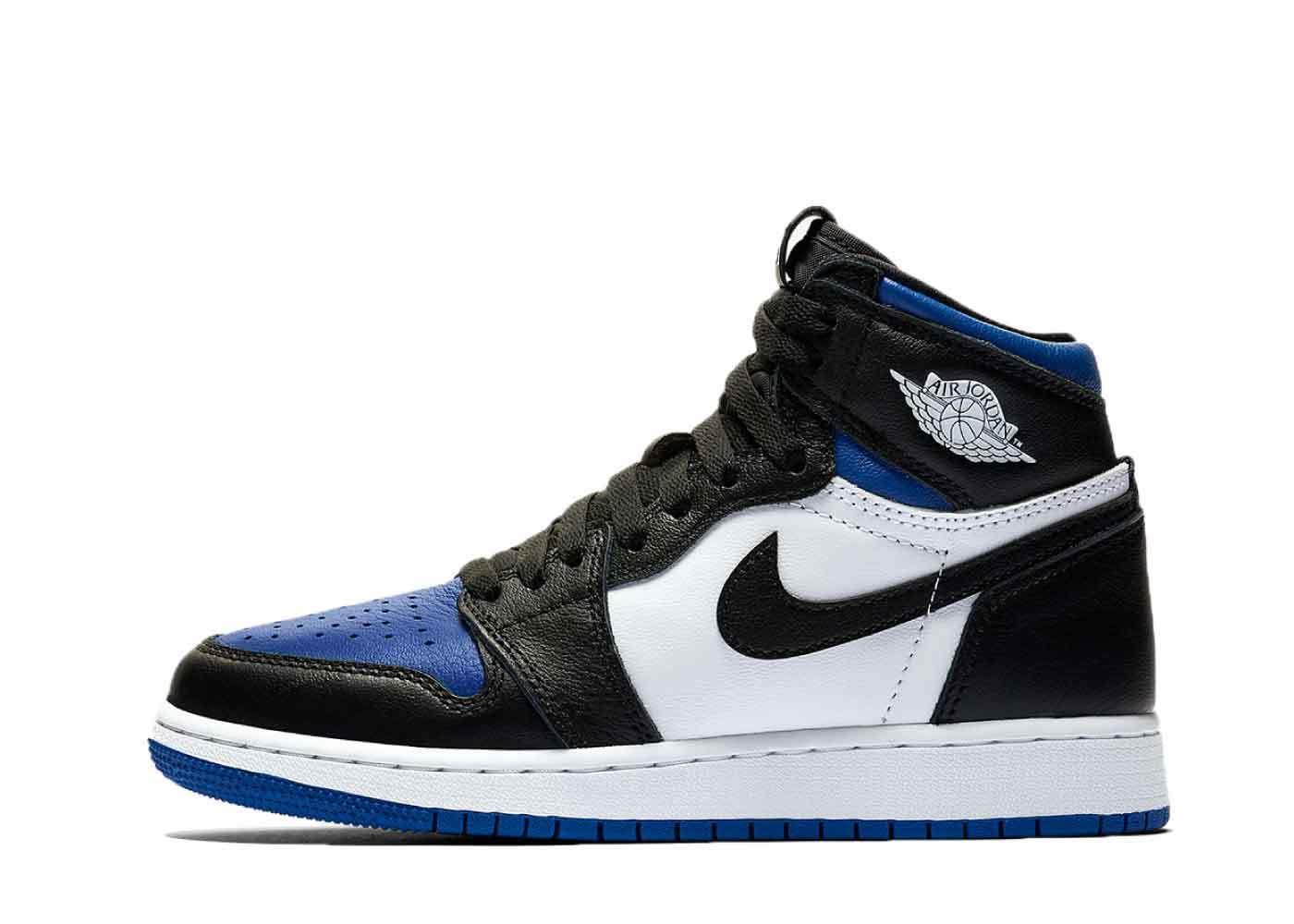 Nike Air Jordan 1 Retro High OG Royal Toe (GS)の写真