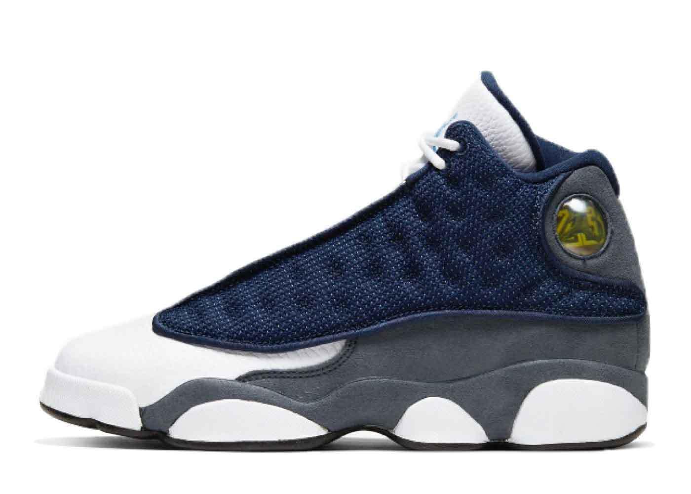 Nike Air Jordan 13 Retro Flint Grey (GS)の写真