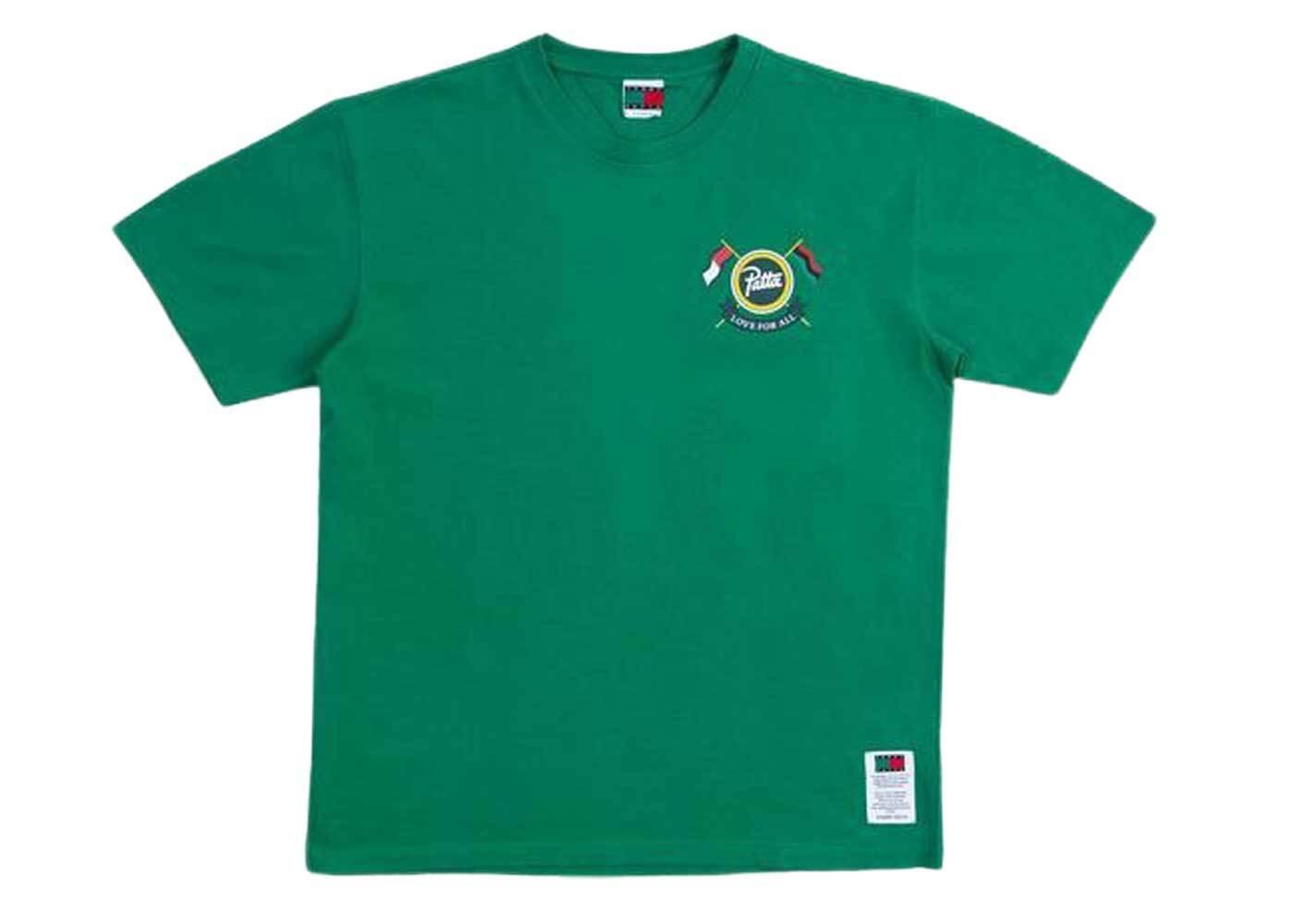Patta × Tommy Community T Shirt Jelly Bean (SS21)の写真