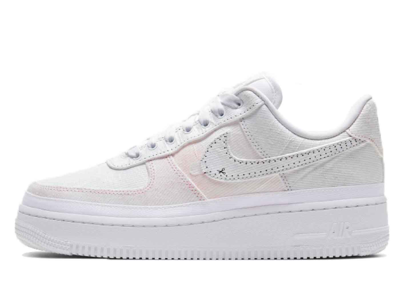 Nike Air Force 1 07 Low LX White Multi