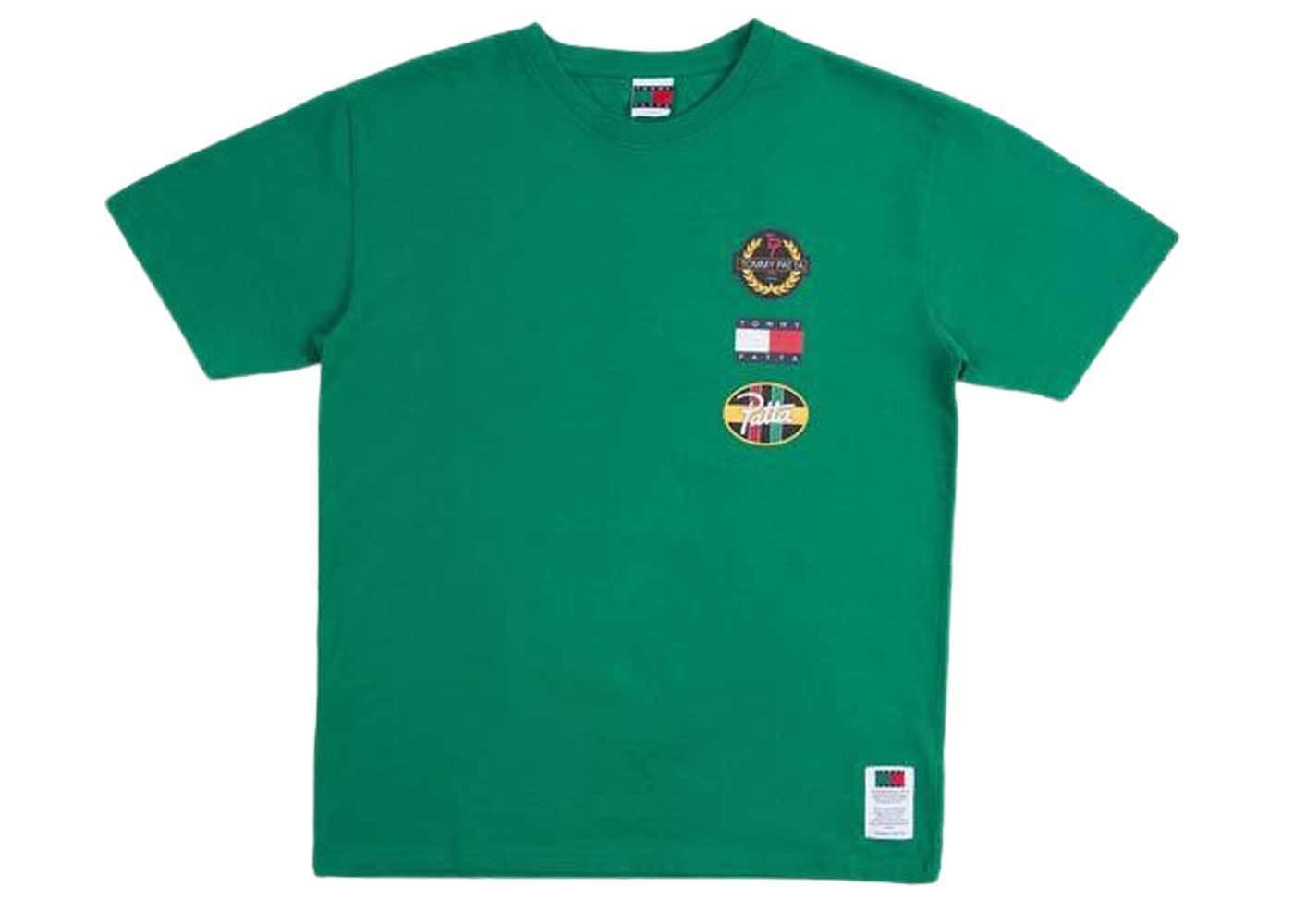Patta × Tommy Flag T Shirt Jelly Bean (SS21)の写真