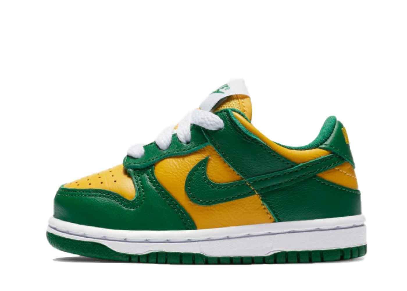 Nike Dunk Low Brazil Infantsの写真