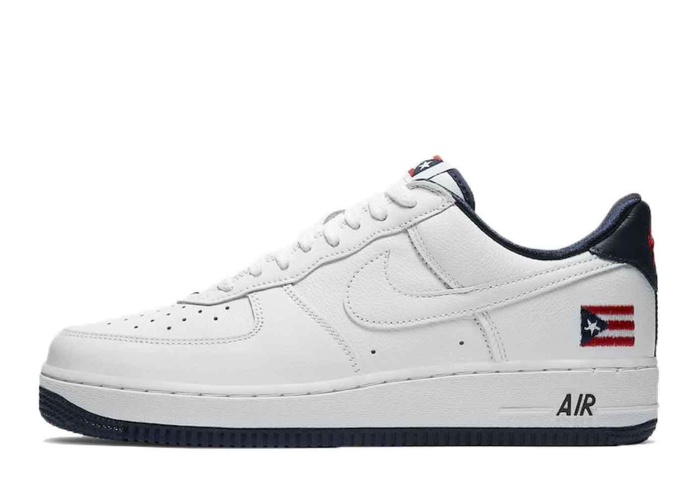 Nike Air Force 1 Puertoricoの写真