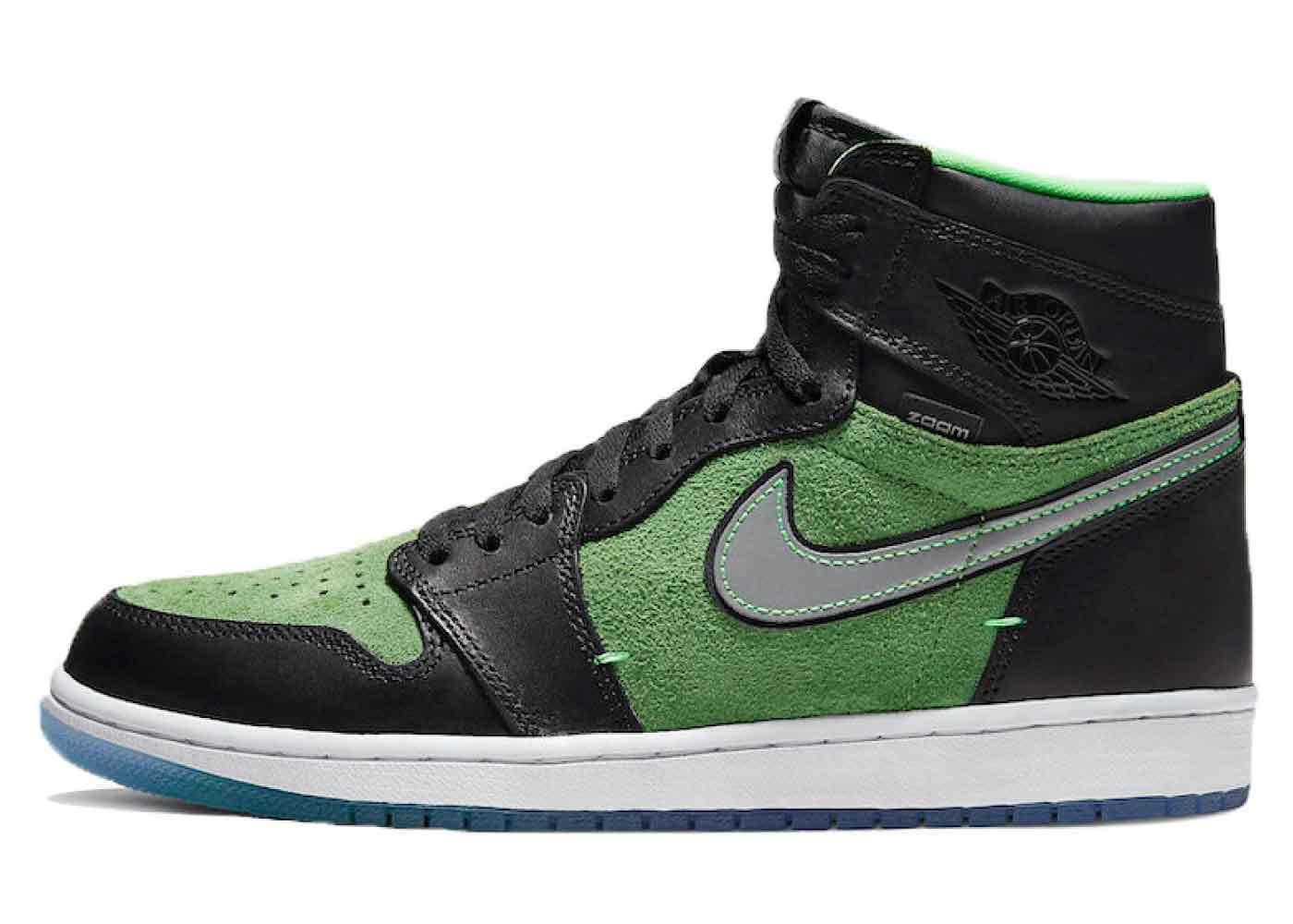 Nike Air Jordan 1 High Zoom Rage Greenの写真