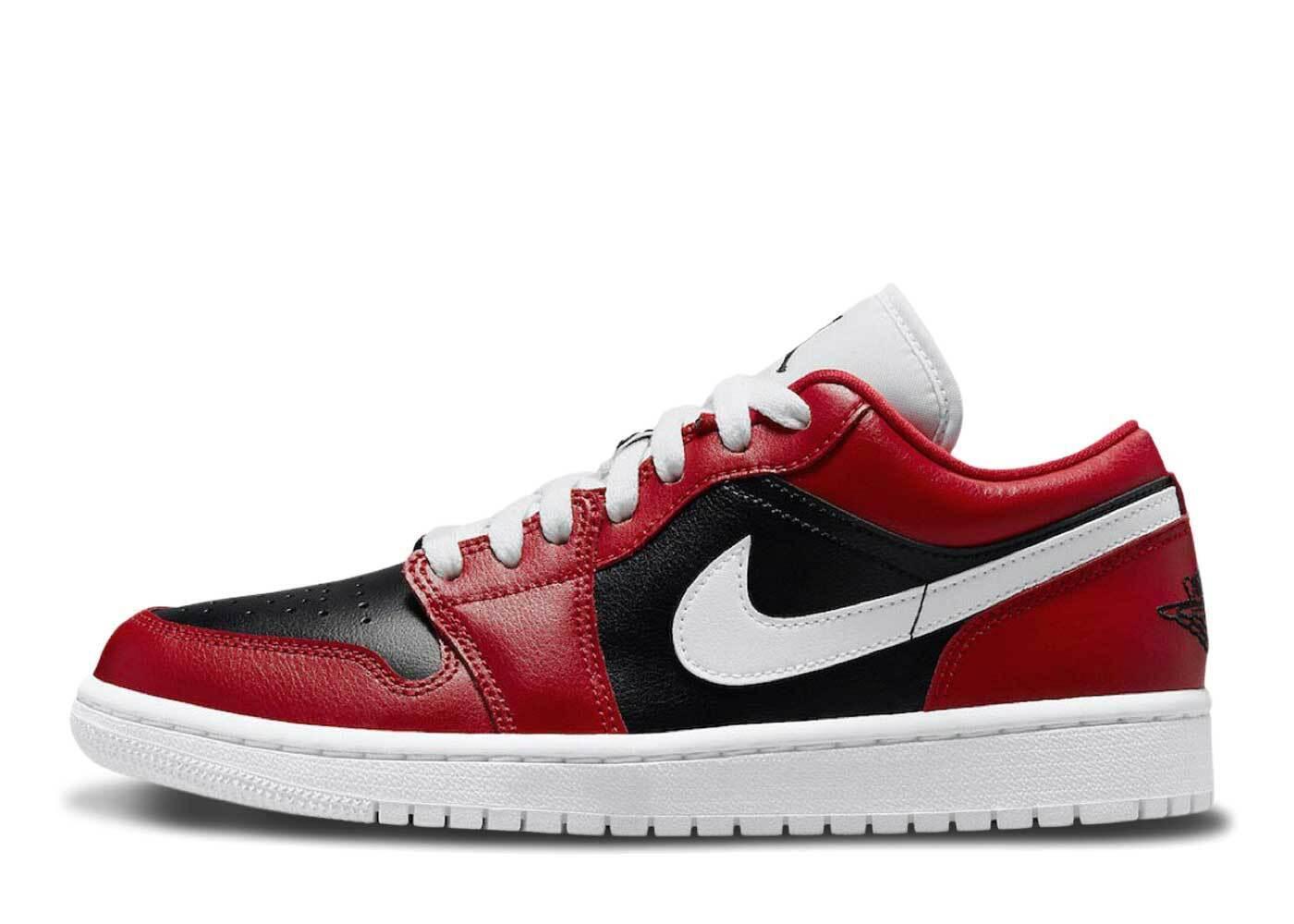 Nike Air Jodan 1 Low Gym Red Womensの写真
