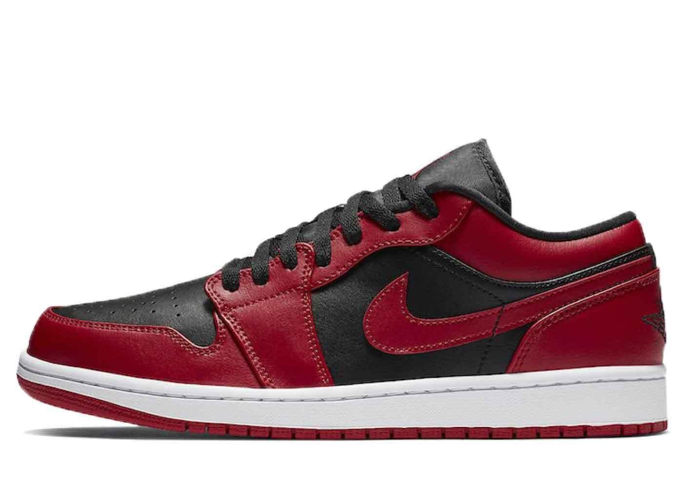 Nike Air Jordan 1 Low Varsity Redの写真