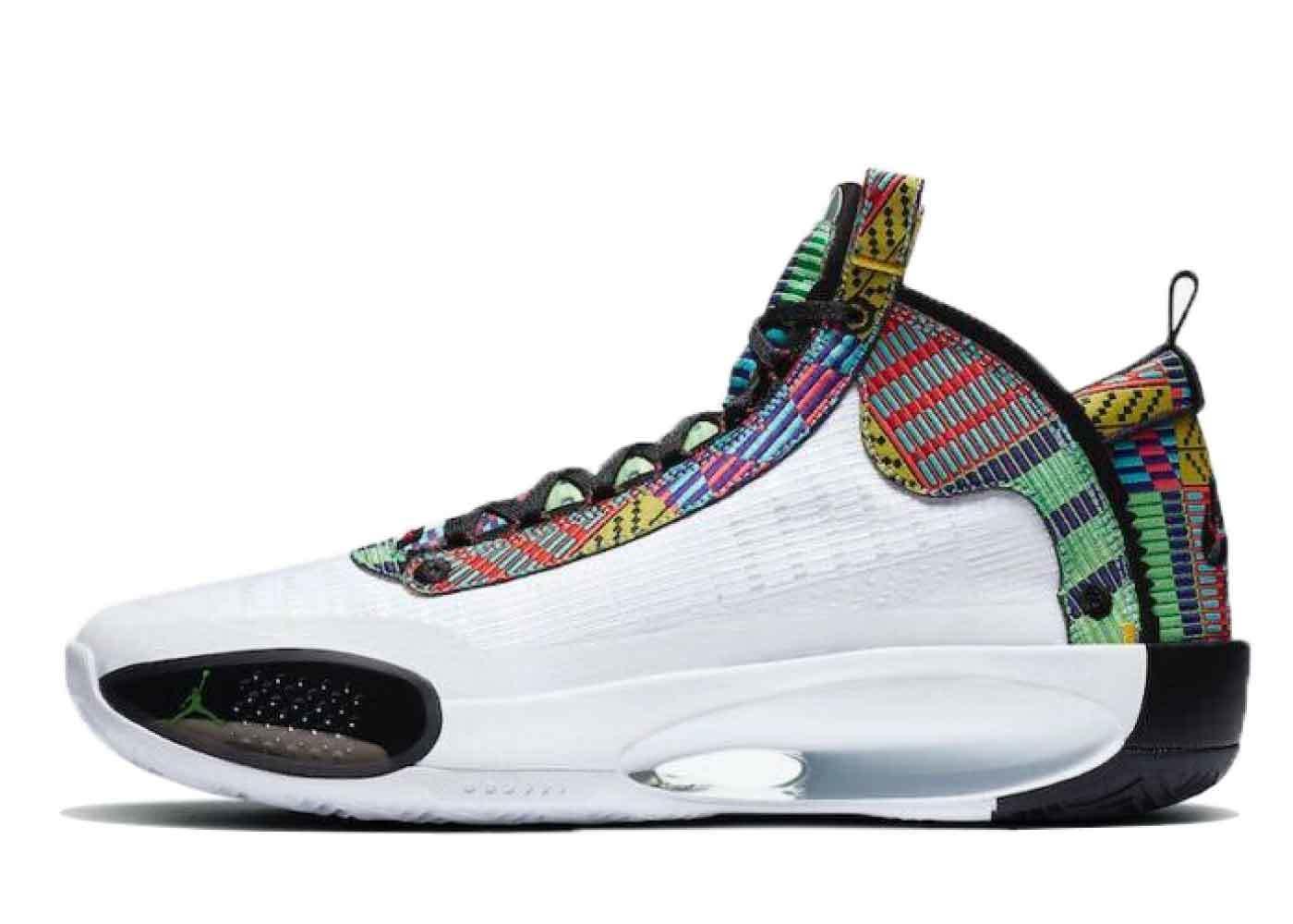 Nike Air Jordan 34 Rui PEの写真