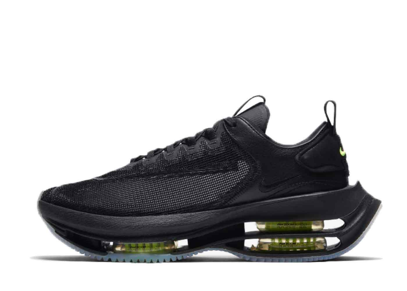 Nike Zoom Double Stacked Black Womensの写真