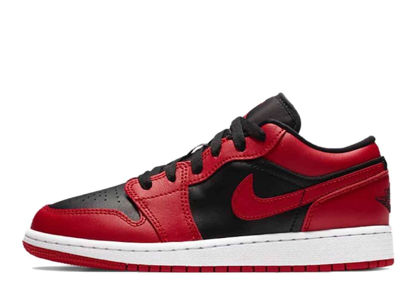 Nike Air Jordan 1 Low Varsity Red (GS)の写真