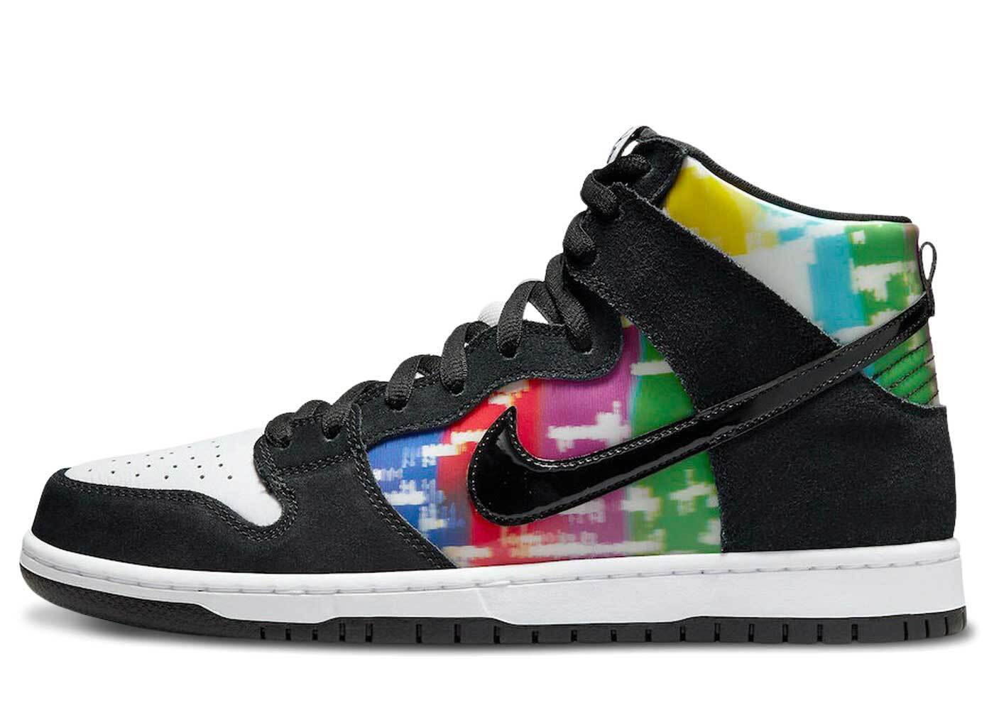 Nike SB Dunk High TV Signalの写真