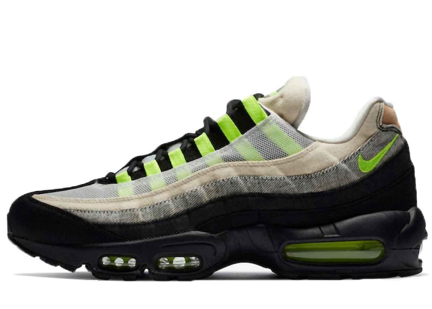 Denham x Nike Air Max 95の写真