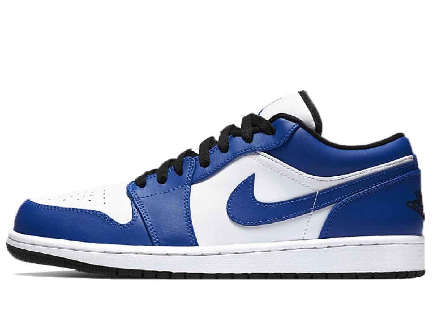Nike Air Jordan 1 Low Game Royalの写真