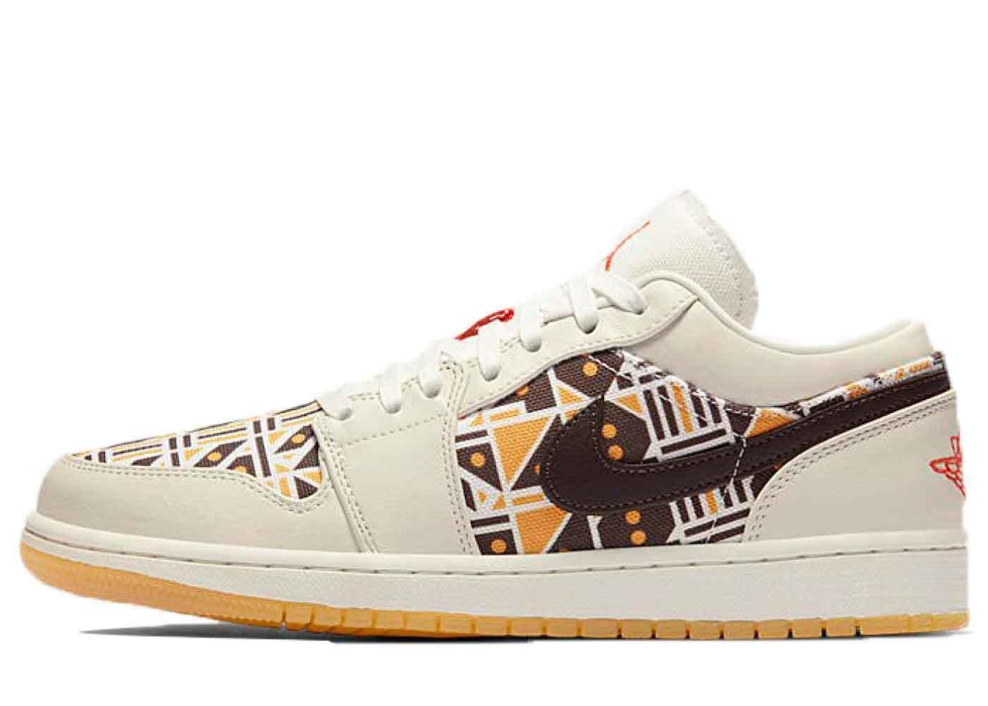 Nike Air Jordan 1 Low Quai 54の写真