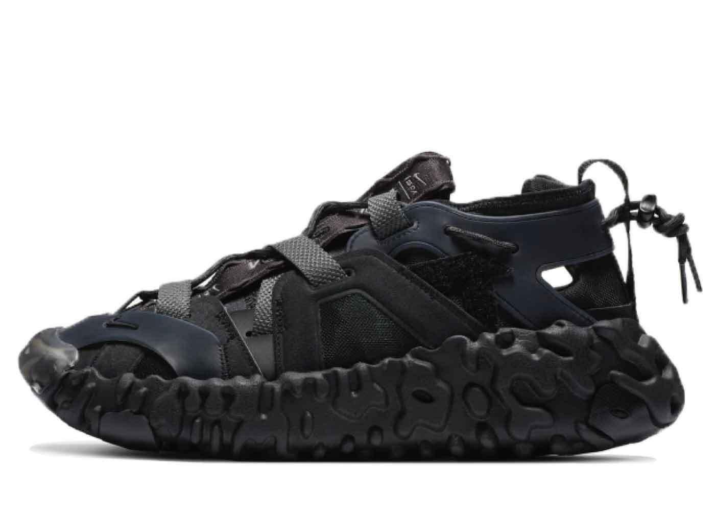Nike ISPA Overreact Sandal Blackの写真