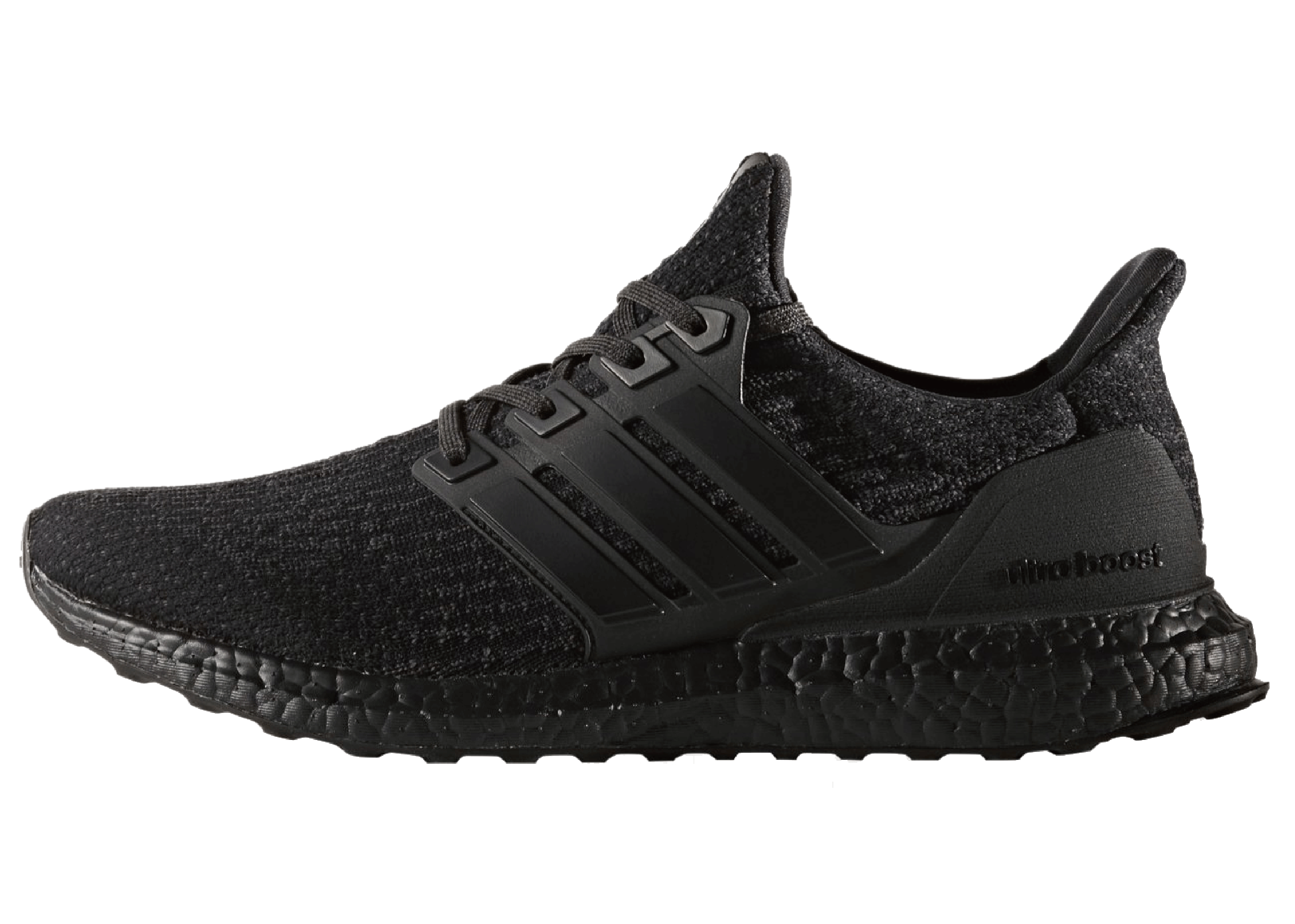 adidas Ultra Boost 3.0 Triple Black 2.0の写真