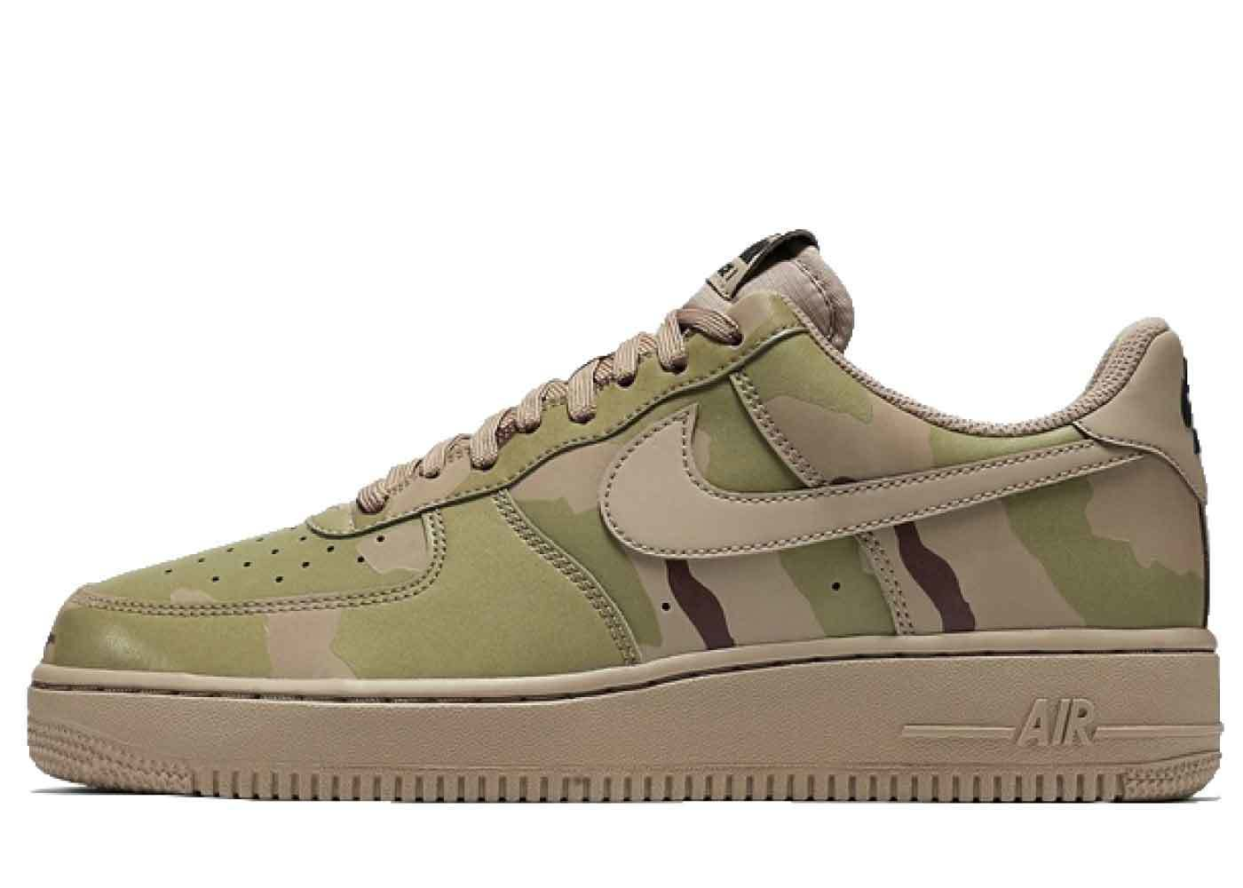 Nike Air Force 1 Low Reflective Desert