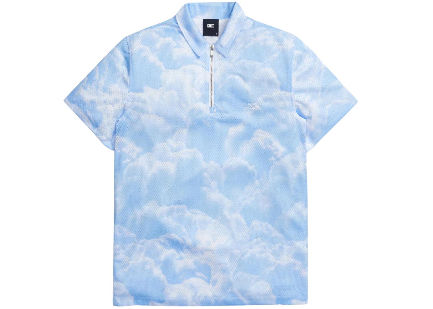 Kith Devoe Zip Up Shirt Summitの写真