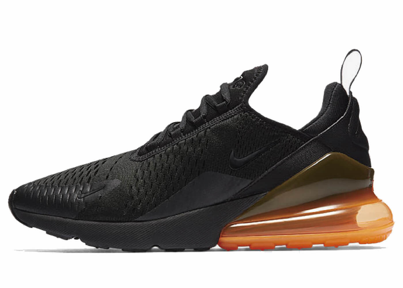 AIR MAX 270 FEEL BIG AIR Orangeの写真