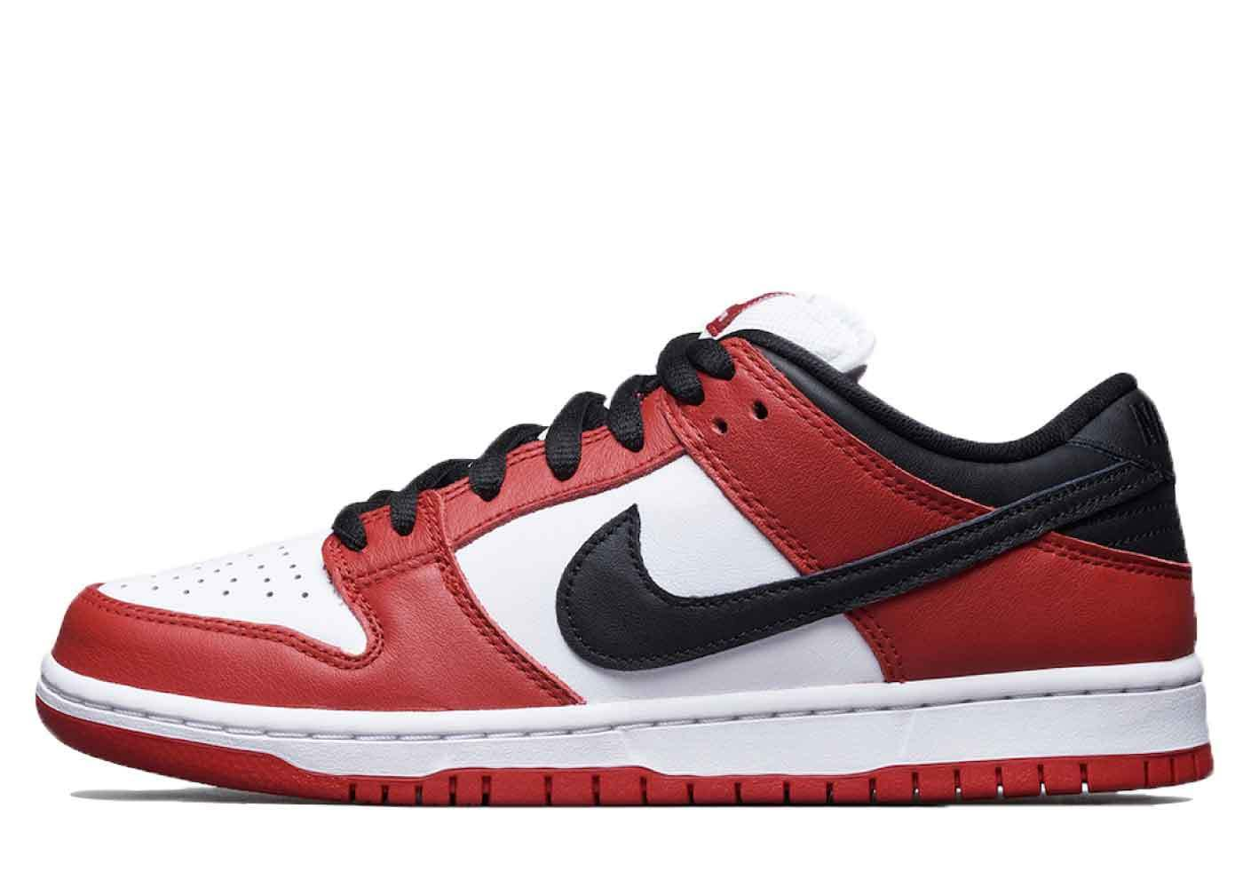 Nike SB Dunk Low Pro Chicagoの写真