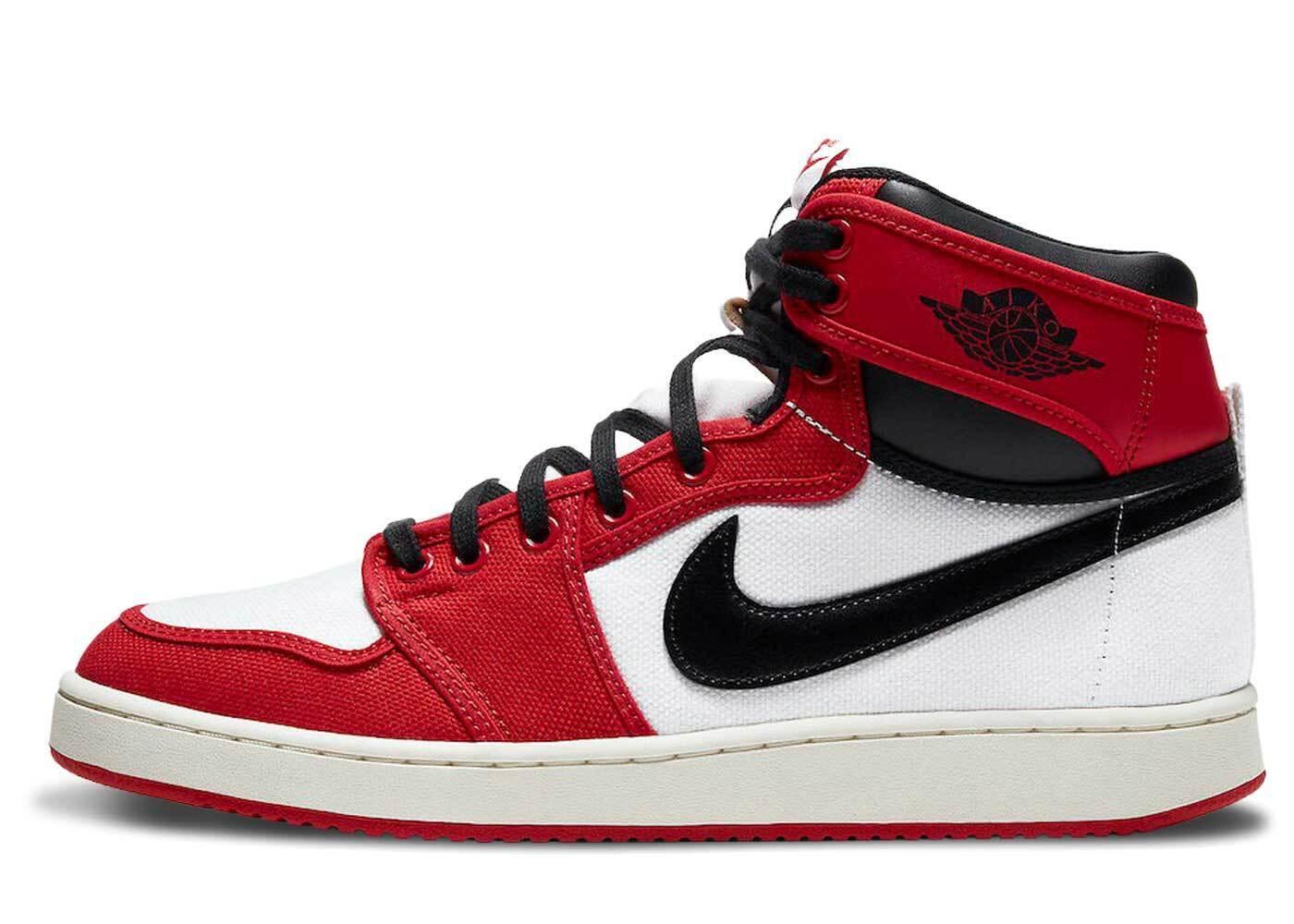 Nike Air Jordan 1 KO Chicagoの写真