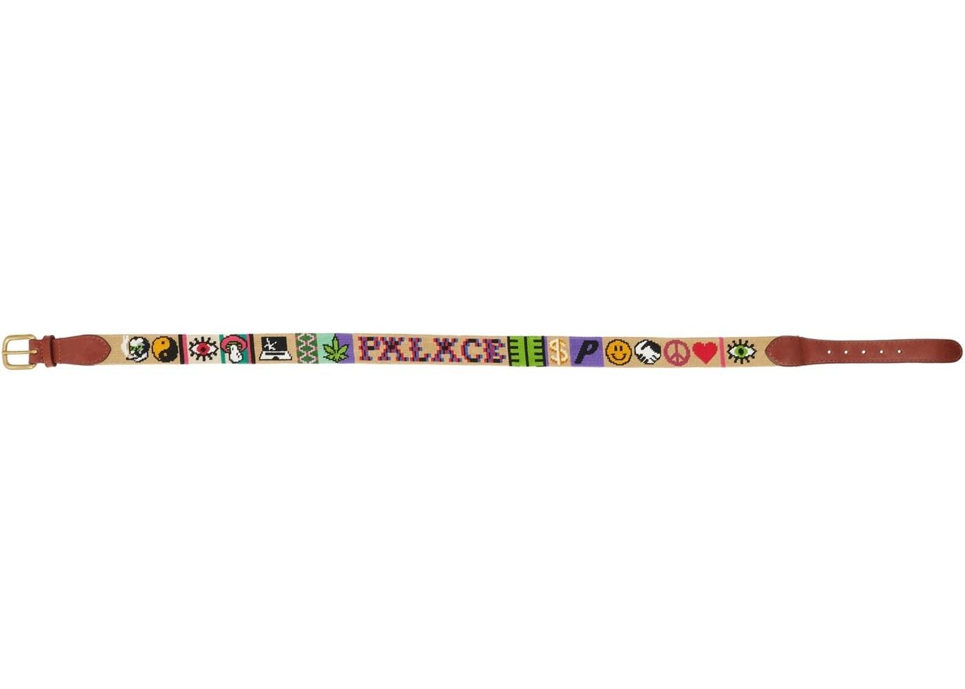 Palace Hippy Salute Belt Multicolor (SS21)の写真