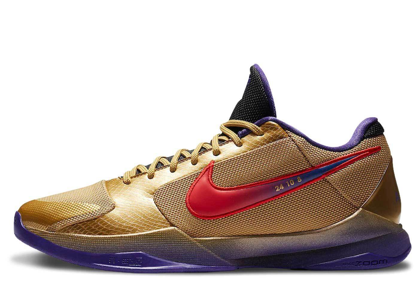 Undefeated x Nike Kobe 5 Protro Hall of Fameの写真