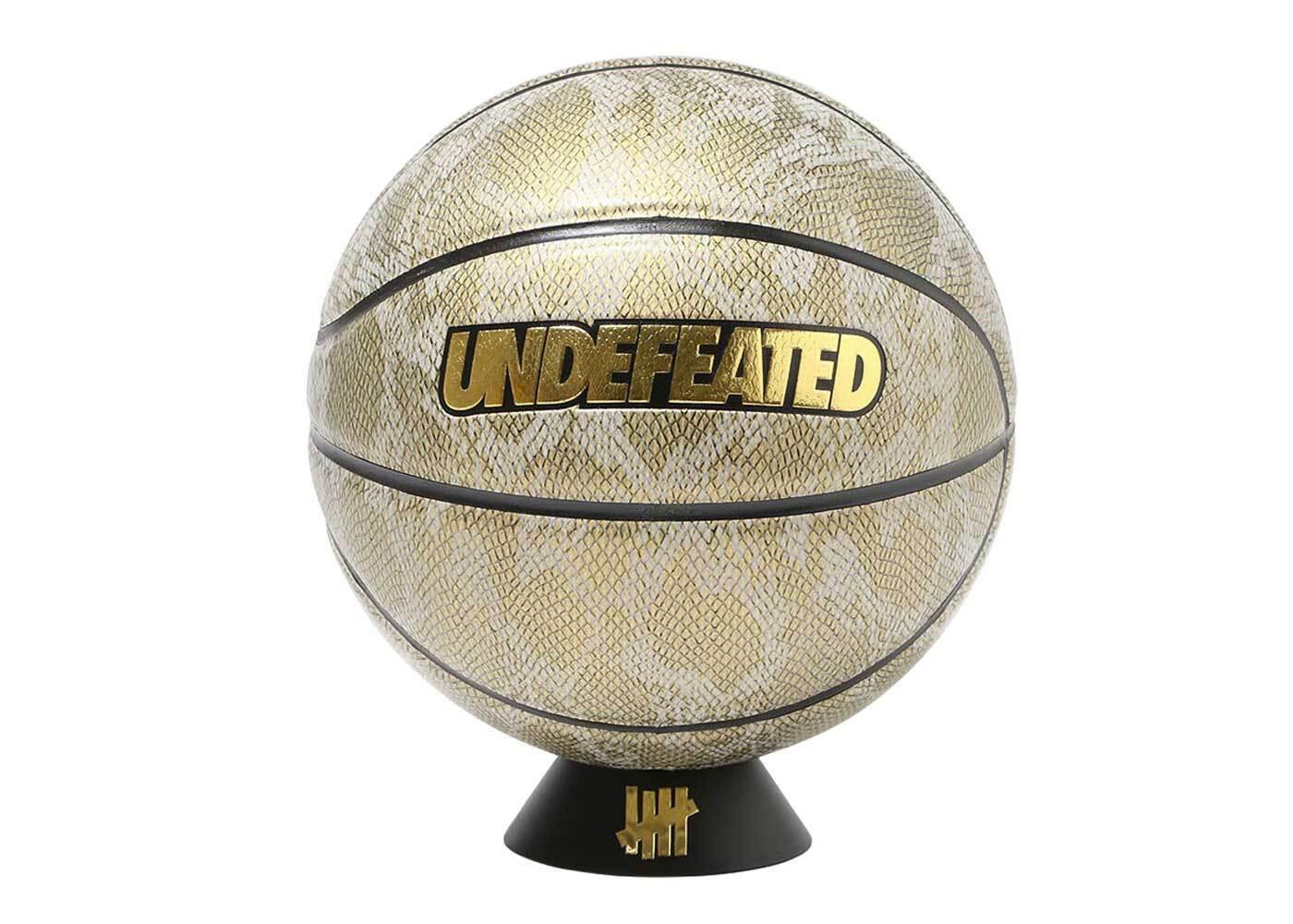 Nike × Undefeated Basketballの写真