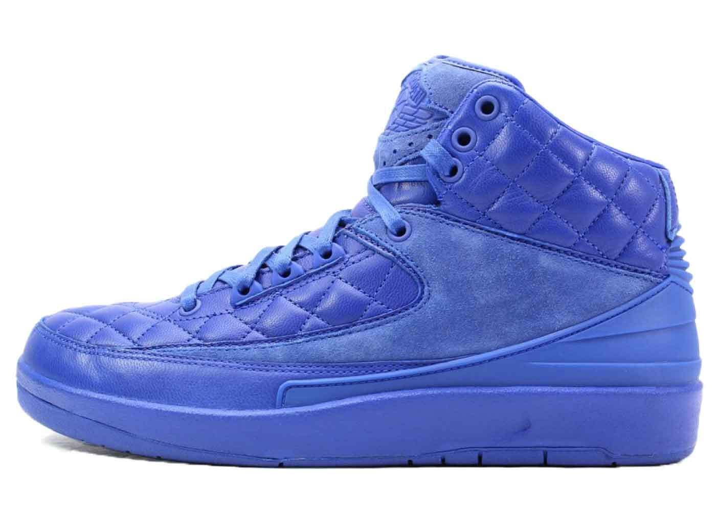 Nike Air Jordan 2 Retro Just Don Blue