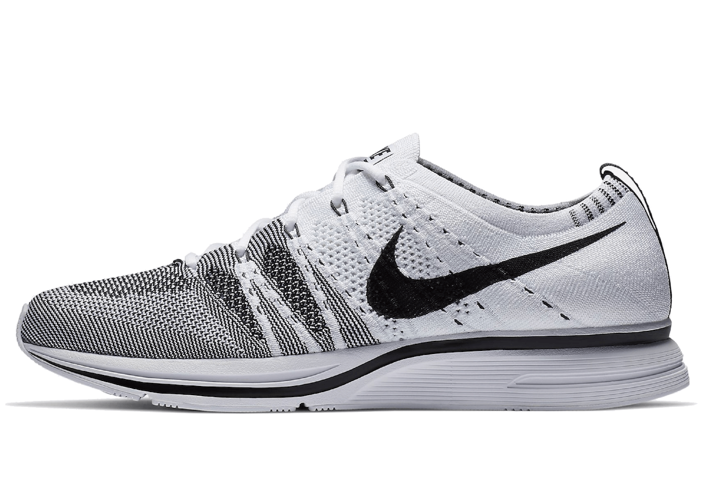 Flyknit Trainer White Black (2017)の写真