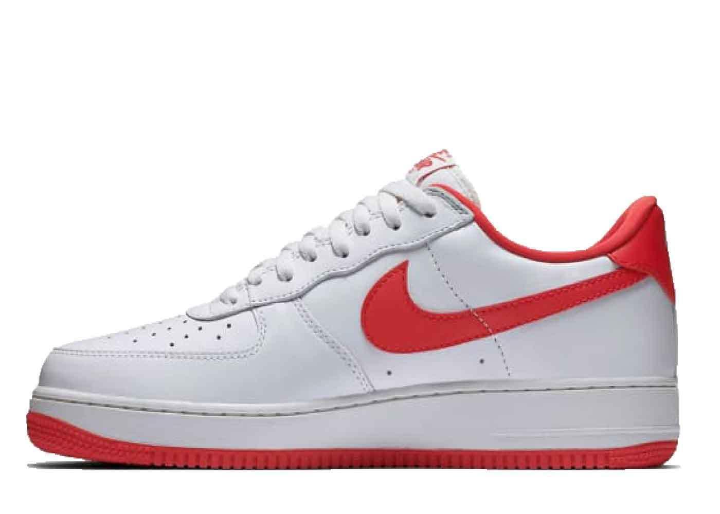 Nike Air Force 1 Low Retro University Red の写真
