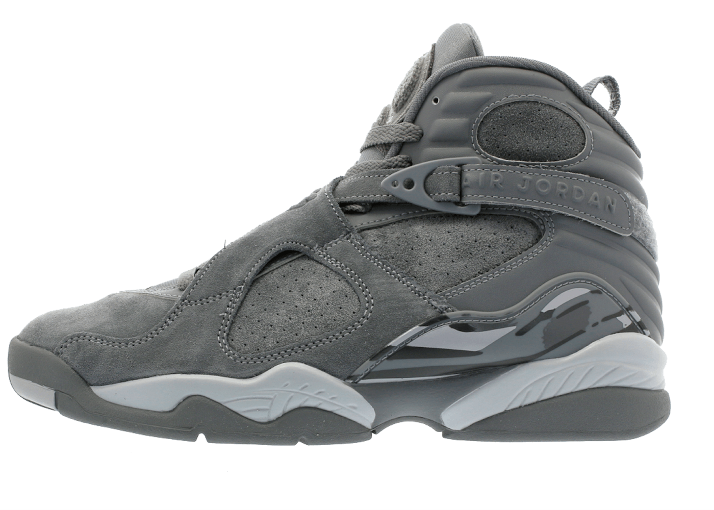 Nike Air Jordan 8 Retro Cool Greyの写真