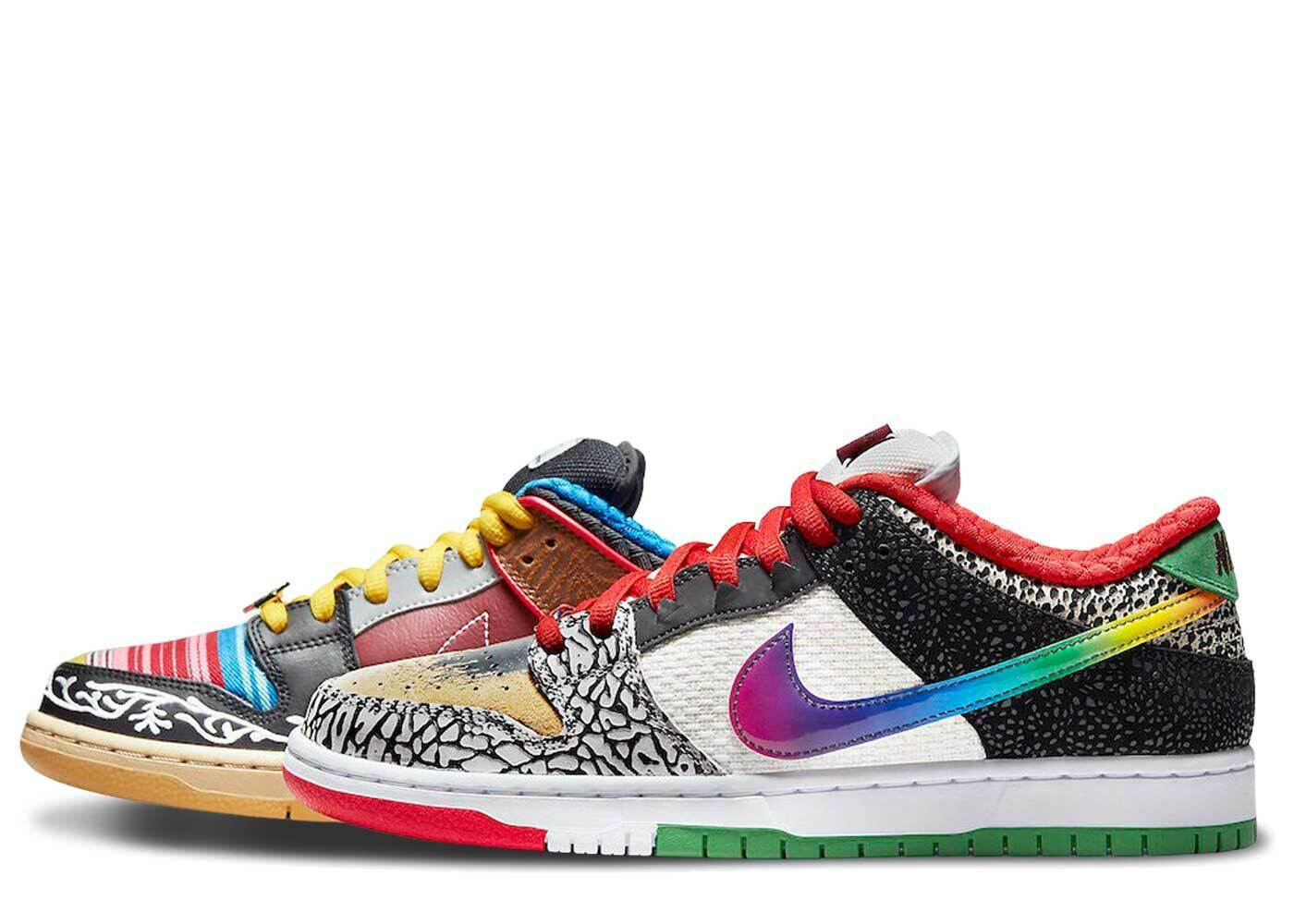 Nike SB Dunk Low What The P-Rodの写真