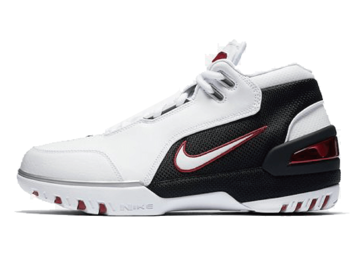 LeBron 1 Air Zoom Generation White Black Retroの写真