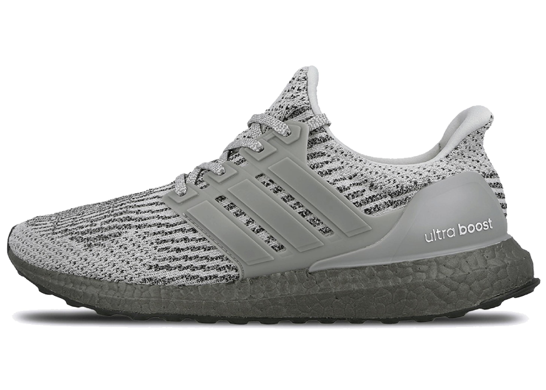 adidas Ultra Boost 3.0 Triple Greyの写真