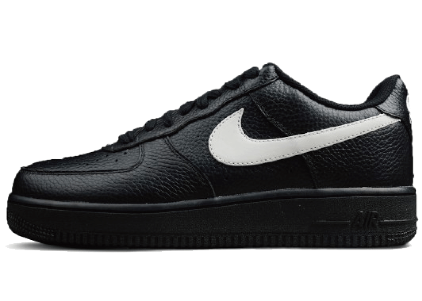 Air Force 1 Low Black Sailの写真