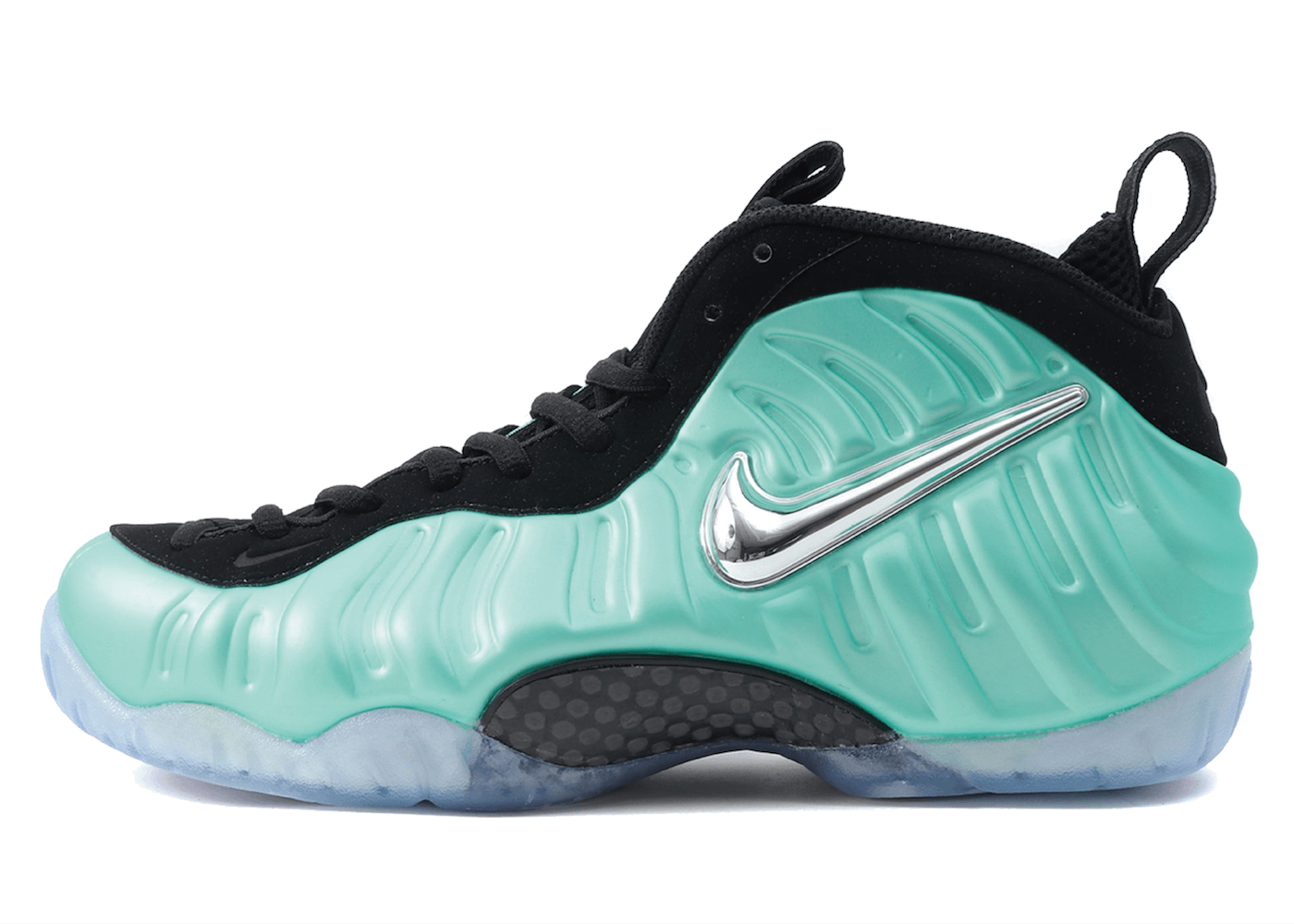 Air Nike Foamposite Pro Island Greenの写真