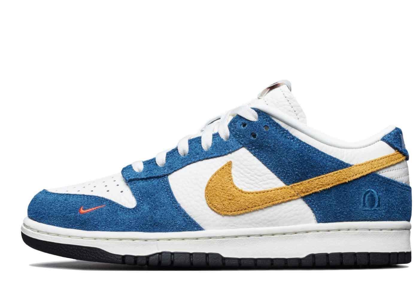 Kasina x Nike Dunk Low Industrial Blueの写真