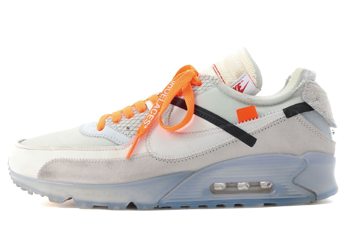 Air Max 90 Off-Whiteの写真