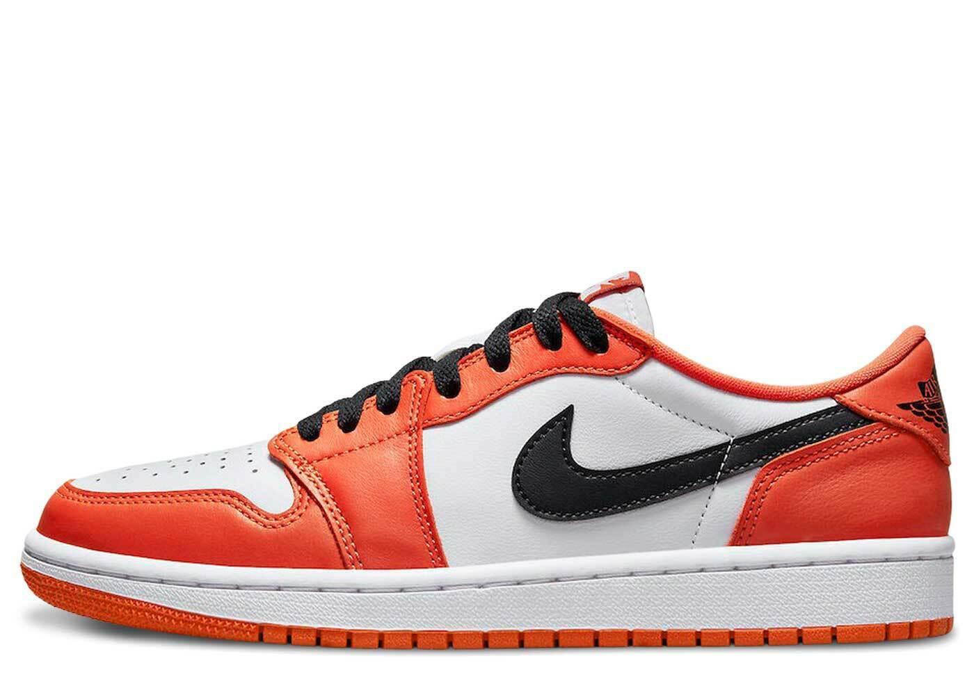 Nike Air Jordan 1 Low OG Starfishの写真