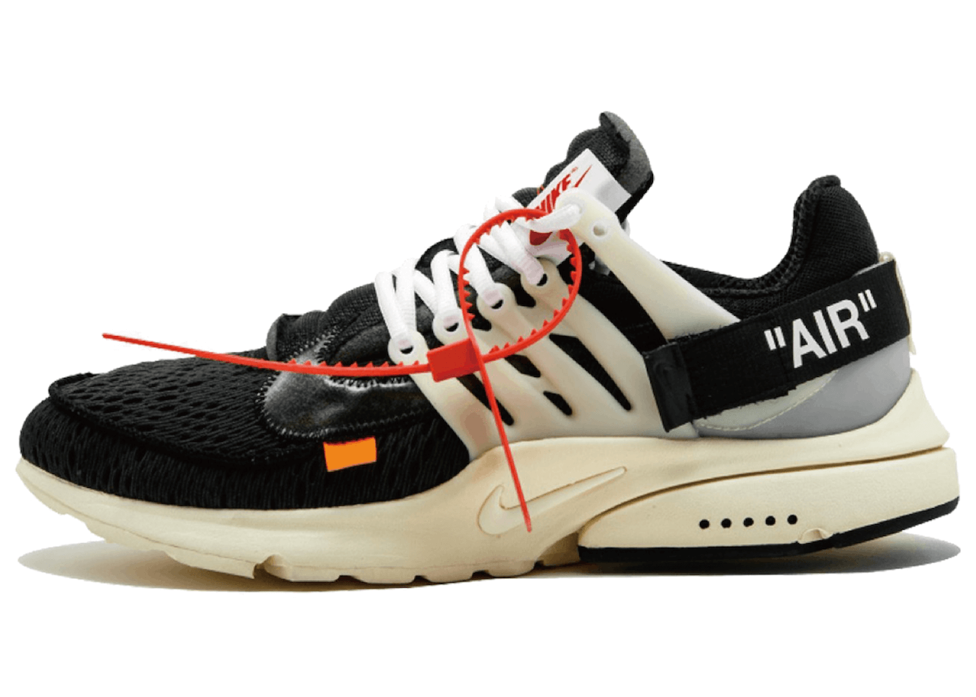 Off-White × Nike The 10 Air Presto の写真