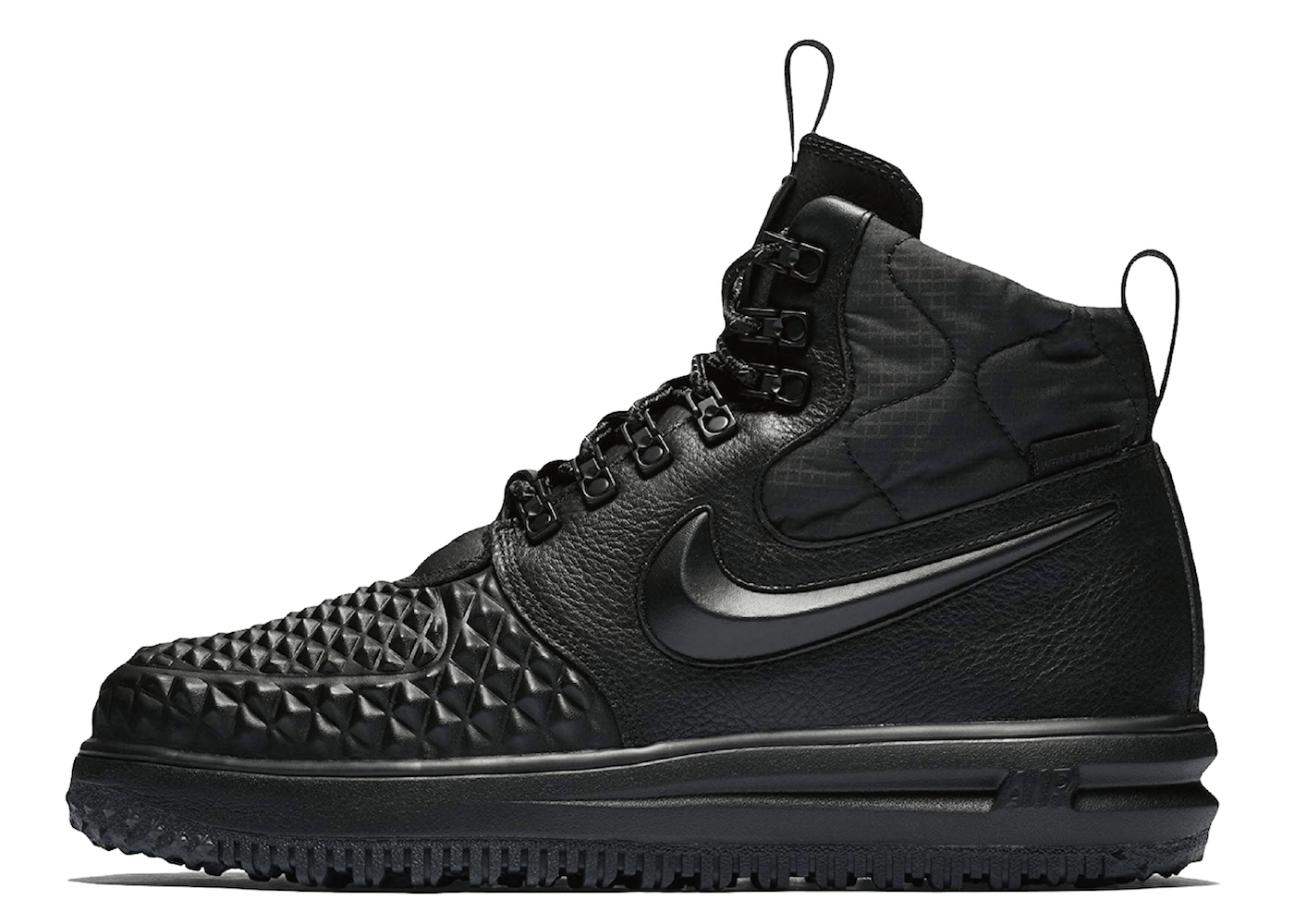 Nike Lunar Force 1 Duckboot Blackの写真