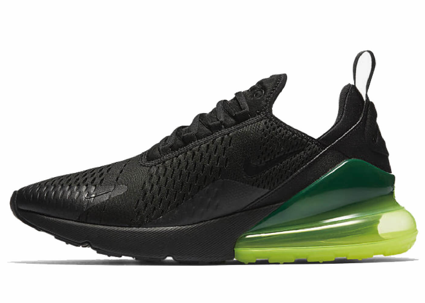 AIR MAX 270 FEEL BIG AIR GREENの写真