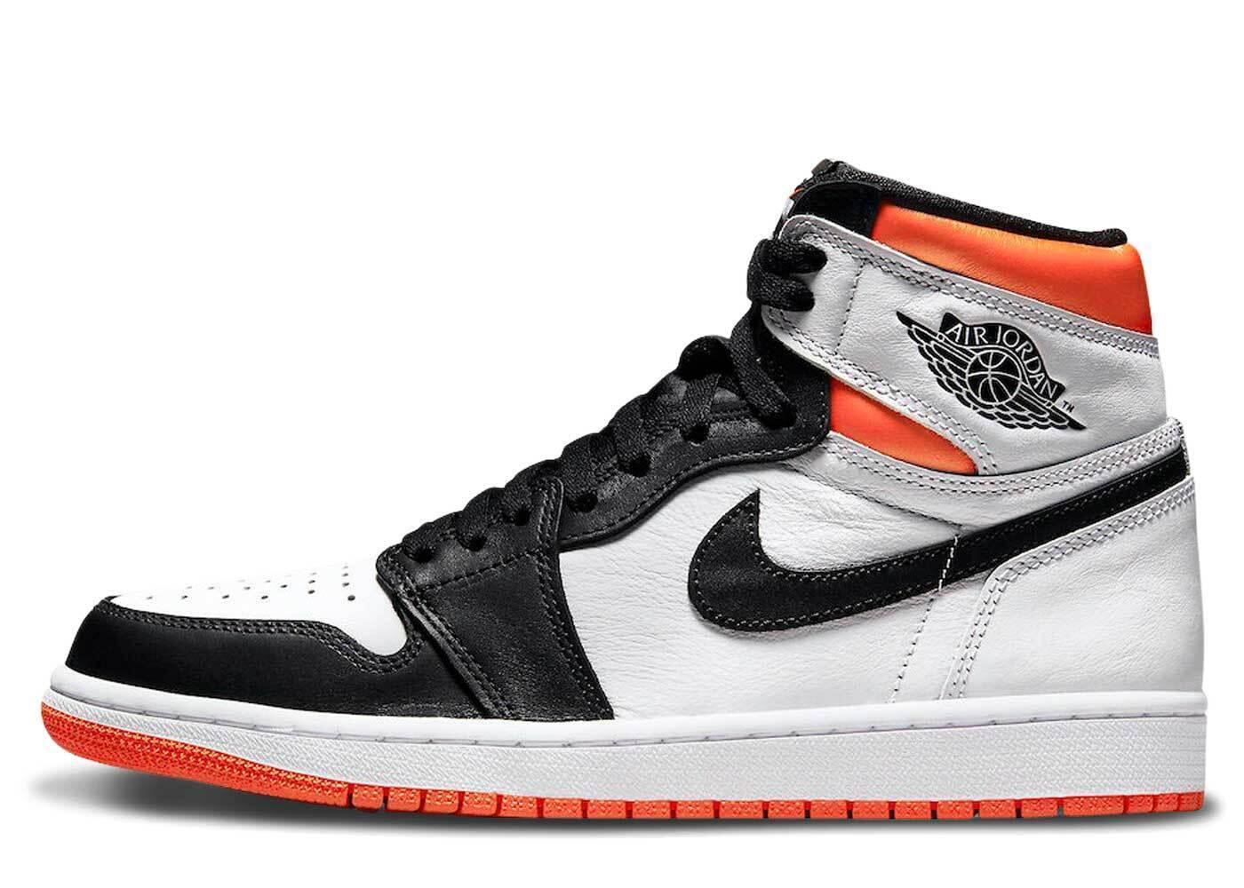 Nike Air Jordan 1 High Retro OG Electro Orangeの写真