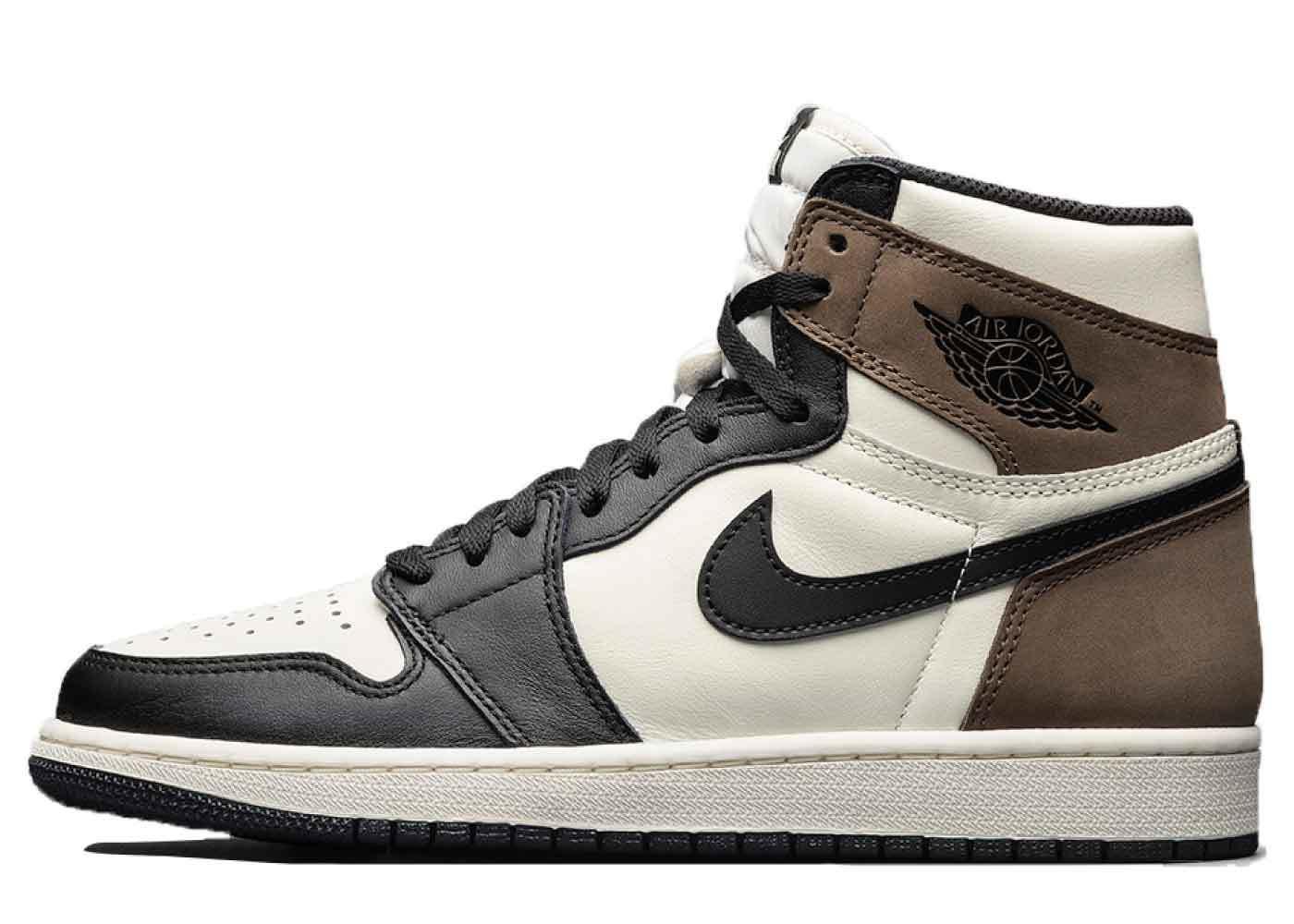 Nike Air Jordan 1 Retro High OG Dark Mochaの写真