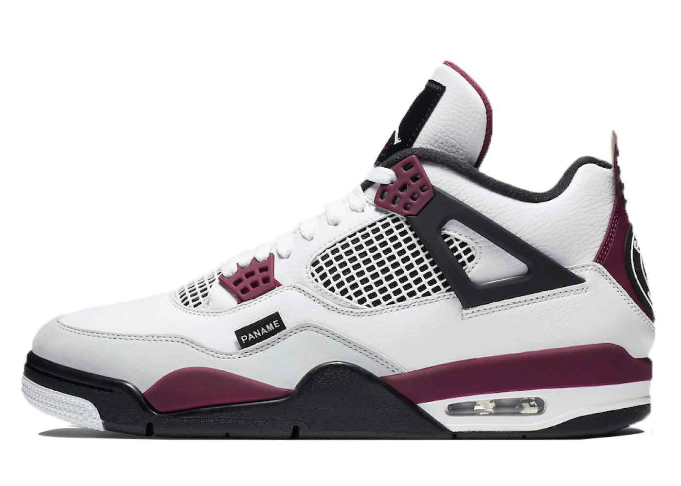 PSG × Nike Air Jordan 4の写真